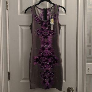 NWT Buffalo XS Bodycon dress with zipper back